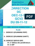 Enis Cv2 Oec Correction Dc1213