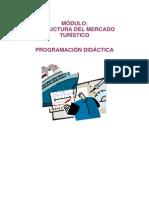 Turismo - Estructura Del Mercado Turistico
