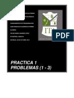 Practica 1 Problemas 1 Al 3
