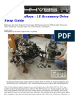 LS Engine Pulleys - LS Accessory-Drive Swap Guide