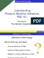 PSA 101- Understanding PSA's