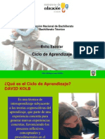 Ciclo de Aprendizaje.ppt
