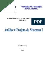 Analise e Desenvolvimento de Projeto
