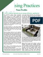 Non-Profits CCOC 22July2011