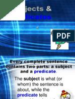 subjectspredicates website