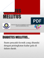 Diabetes Mellitus Angkatan