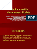 Acute Pancreatitis77777777777777