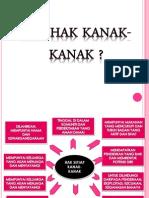 EDU 3109 - HAK KANAK-KANAK
