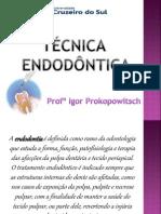 Aula 1 - 6.2.13 - Anatomia Interna- Endodontia