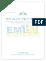 SISTEMAS DE COMPUTACIÓN II