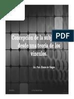 Config Subjetividad PPT