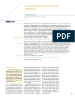 Errores Congenitos Metabolismo Presente Futuro(1)