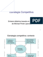 Estrategia Competitiva de Porter