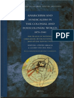 Anarchism and Syndicalism in the Colonial and Post-colonial World
