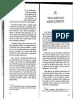 Vida e morte dos modelos jurídicos - Miguel Reale