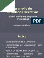 Dearrollo de Habilidades Directivas 1233560652881804 2