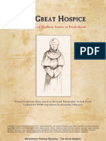 Black Industries Lost Files - The Great Hospice