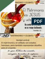 Matrimonio y Celibato