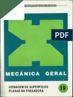 SenaI - Mecânica Geral_19_Usinagem de Superfícies planas na Fresador