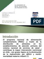 Consumo y Valoracion Social de La Leche Purita Fortificada y Cereal Del Programa Nacional de Alimentacion Complementaria (PNAC) en Chile