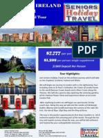 Britain and Ireland Tour May 2014
