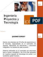 Presentacion IPT 2011