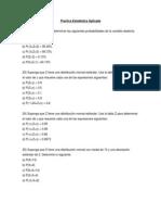 Practica Estadística Aplicada