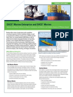 SACS Marine Data Sheet
