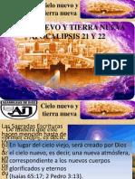 Cielo Nuevo Tierra Nueva Apocalipsis 21 y 22