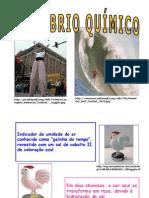 Equilibrio Quimico Kc e Eprincipio de Le Chatelier