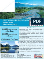 NZ Rail Flyer March 2014