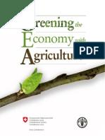 Reverdeciendo La Economia FAO Ingles