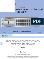 AMP-600-instr