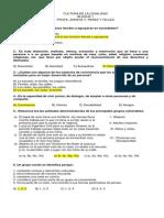 Examen b1 Cultura 2013-2014