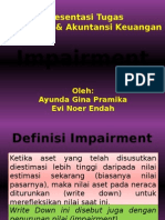 Impairments