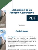 Proyecto Comunitario Actualizado