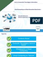 Virtualizacion y Cloud Computing en El NGDC_Etcheverry