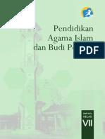 7 Agama Islam Buku Siswa