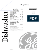 Dishwasher Use, Care & Maintenance - Copy