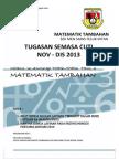 Tugasan Masa Cuti Ting 4 Addmaths Dis 2013 PDF