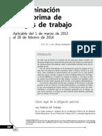 Ejemplo de Calculo de La Prima Por r.t.