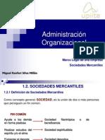 Tema 2.4 Sociedades Mercantiles