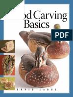 Taunton's Wood Carving Basics - D. Sabol (Taunton Press, 2008) BBS