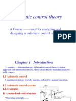 Automatic control theory.ppt