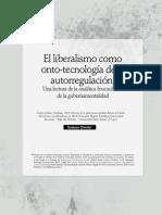 Reseña Historia de la gubernamentalidad - Gustavo Chirolla