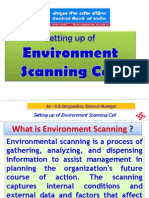 Environment Scanning Ppt