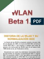 Redes LAN Inalambricas Beta 1.0.2