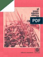 El Movimiento Obrero en Panama (1890-1914)