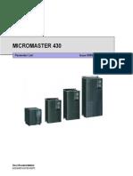 MM430 ParaList En