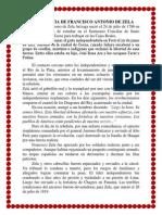 La Biografia de Francisco Antonio de Zela
